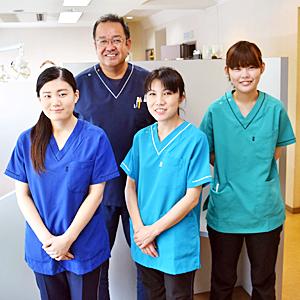 画像:玄々堂歯科医院スタッフ一同